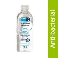 Kleengel anti-bacterial 70% alcohol hand sanitiser 125ml