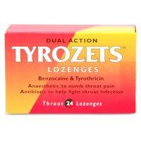 Tyrozets Lozenges 24