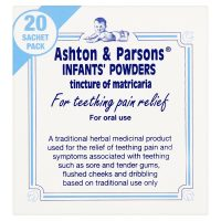 Ashton & Parsons Infants Powders 0.002ml