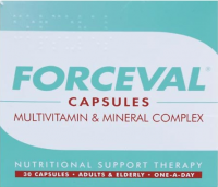 Forceval Multivitamins and Minerals Capsules
