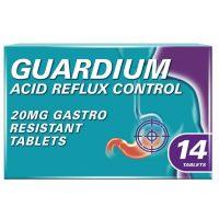 Guardium Acid Reflux Control 14 Tablets