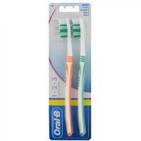 ORAL-B Toothbrush Classic Care 40 Medium