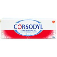 CORSODYL Dental Gel 1%