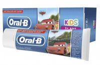 ORAL-B Toothpaste Cars Kids 3-5 Years