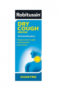 Robitussin Dry Cough