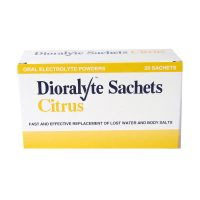 Dioralyte Supplement Sachets (Citrus)