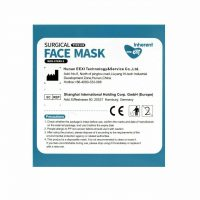 Surgical 3 Ply Disposable Face Masks (Pack of 50)
