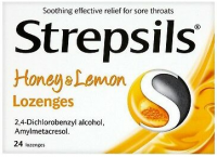 Strepsils Honey & Lemon (24)