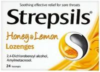 Strepsils Honey & Lemon (24)
