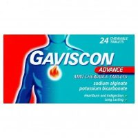 Gaviscon Advance Mint Chewable Tablets