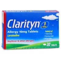 Clarityn Allergy Tablets