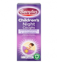 Benylin Children's Night Coughs