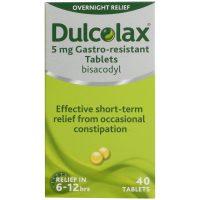 Dulcolax (Bisacodyl) Tablets