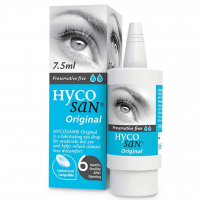 Hycosan Eye Drops Preservative-Free 0.1%