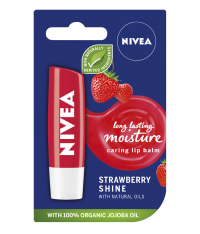 Nivea Lip Fruity Shine Strawberry