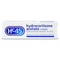 Hc45 Hydrocortisone 1% Cream