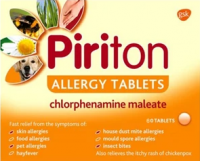 Piriton Allergy Tablets (60)