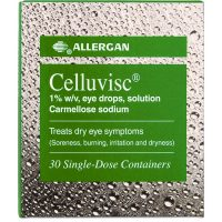 Celluvisc Eye Drops 1% w/v Unite Dose