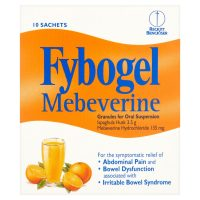 Fybogel Mebeverine Orange