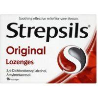 Strepsils Lozenge Original (16)