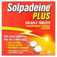 Solpadeine Plus Soluble Tablets