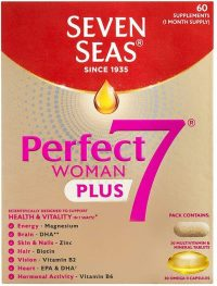 Seven Seas Perfect 7 Woman Plus – 60 (Tablets And Capsules)