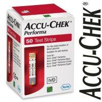 Accu-Chek Perfoma Testing Strips