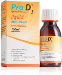Pro D3 Liquid Drops